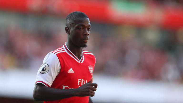 Unai Emery Doesn't Know Injury That Ruled Nicolas Pepe Out of International Duty