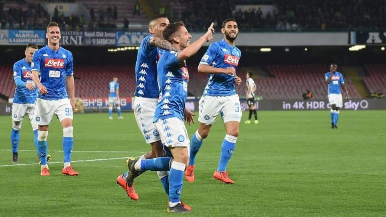 Napoli vs Cagliari Preview: Where to Watch, Live Stream, Kick Off Time & Team News