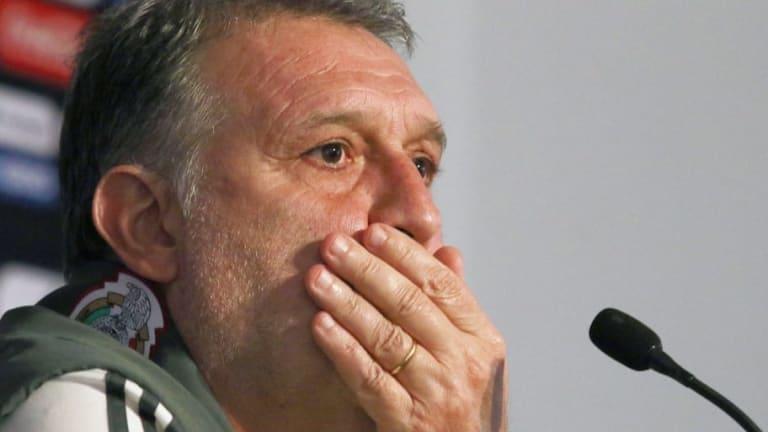 Perder con Costa Rica sería el primer fracaso rotundo de México en la era Martino