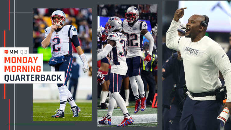 McCourtys Tell All About Super Bowl LIII: From Flores's Plays to Hoyer's Crucial Role