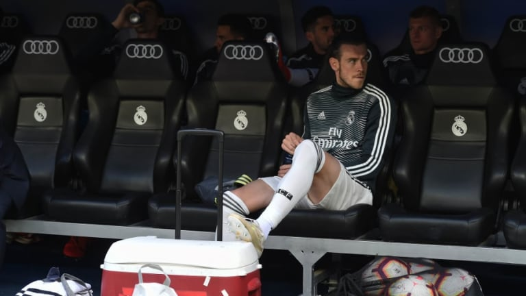 Zinedine Zidane Reveals Why Gareth Bale Was Left on the Bench in Real Madrid's Final La Liga Game