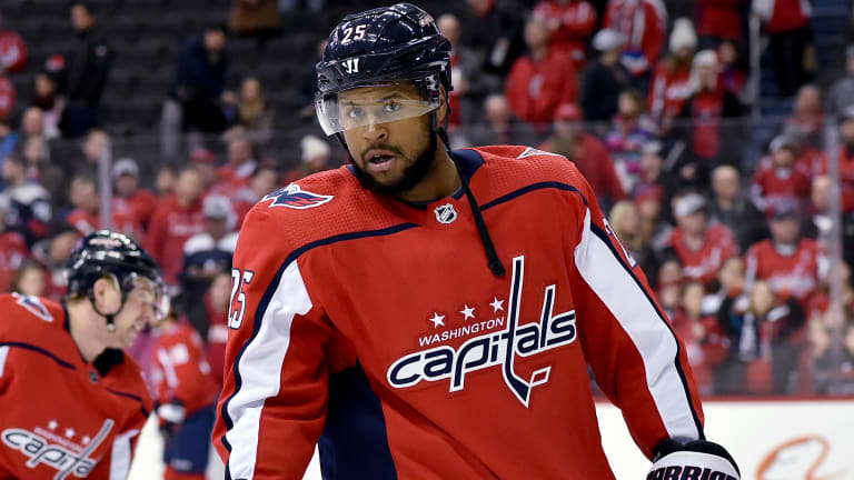 Capitals Put Playoff Hero Devante Smith-Pelly on Waivers