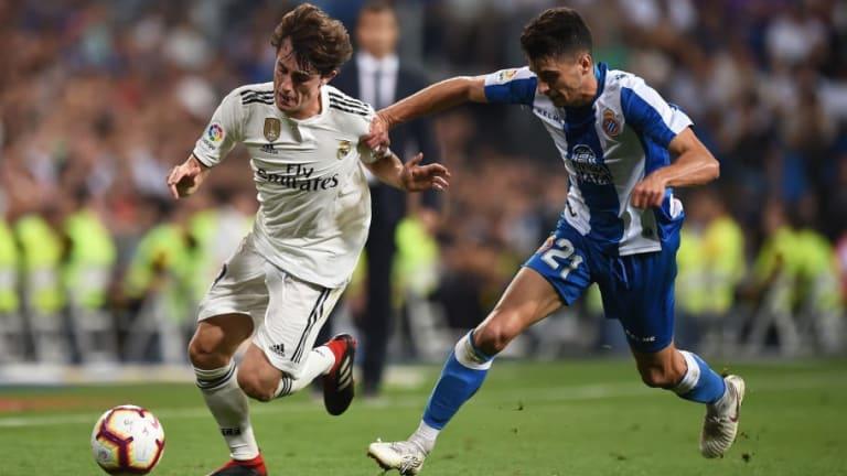 La alternativa nacional que maneja el Real Madrid para la medular