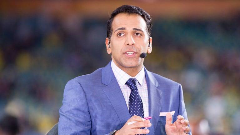 Report: Former ESPN Host Adnan Virk Joining DAZN