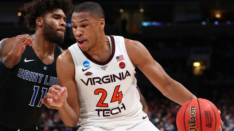 Florida Wins the Kerry Blackshear Jr. Sweepstakes and Watches Its Ceiling Rise