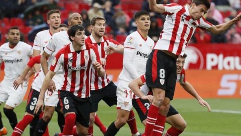 Athletic Club-Sevilla | Alineaciones confirmadas