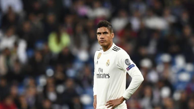 L'Equipe afirma que Raphael Varane podría dejar el Real Madrid