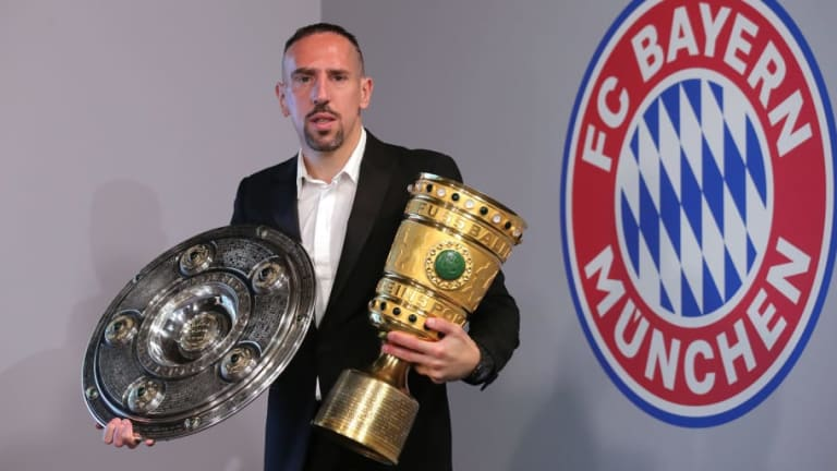 Liverpool Showed Interest in Free Agent Franck Ribery as Former Bayern Star Eyes Next Club