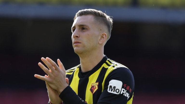 Gerard Deulofeu Poised to Win Fitness Battle as Watford Gear Up for FA Cup Final