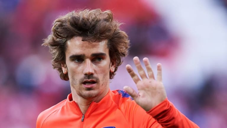 Diego Forlan Claims Inter Told Him They Could Target Antoine Griezmann as Mauro Icardi Replacement