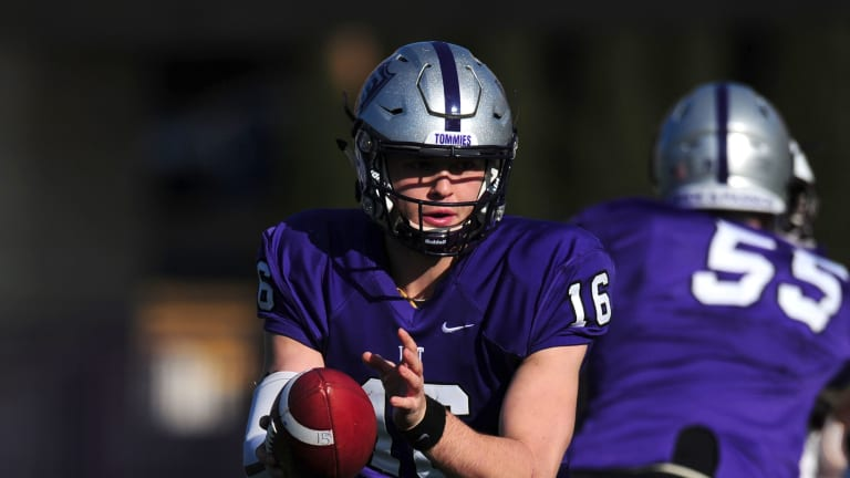 D-III Powerhouse St. Thomas Is Getting Kicked Out of Its Conference Because It's Too Good at Sports