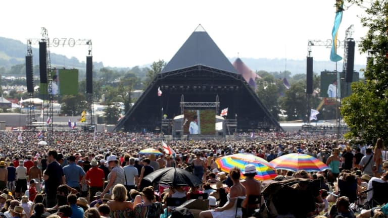 Glastonbury: Assembling a Supergroup of Footballers Who Could Blow the Festival Away