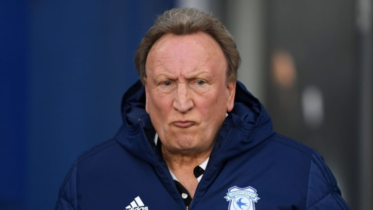 Neil Warnock Accuses Mohamed Salah of Diving Like Tom Daley During Cardiff's Defeat to Liverpool