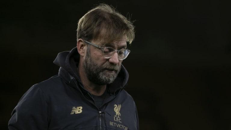 Tottenham Fans React to Jurgen Klopp's Claims Spurs Have Been 'Lucky' This Season