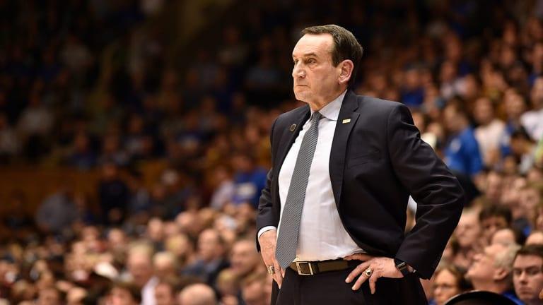 Duke's Mike Krzyzewski: 'No Knowledge' of Alleged Assault by Ex-Player