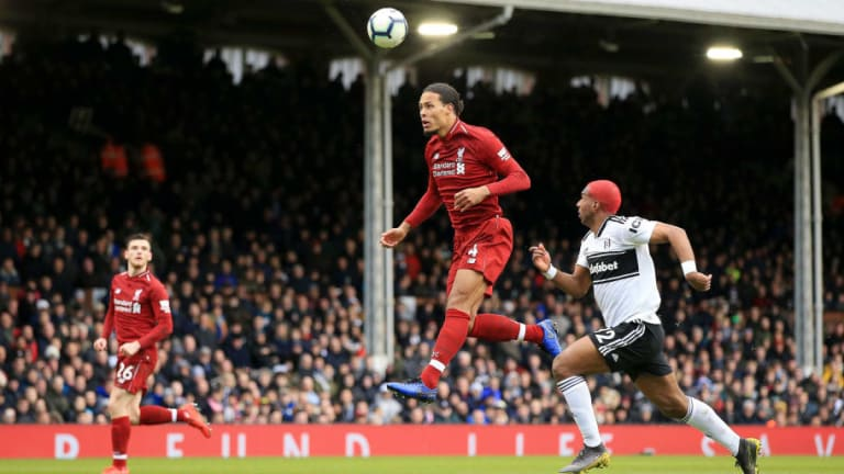 Twitter Reacts as Virgil van Dijk & Alisson Nearly Cost Liverpool the Win at Fulham