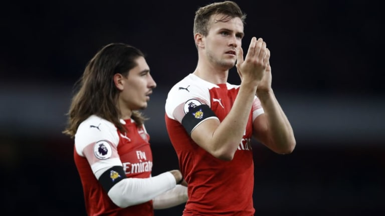 Why Placing So Much Expectation on the Returning Defensive Trio Is Dangerous Ploy By Arsenal Fans
