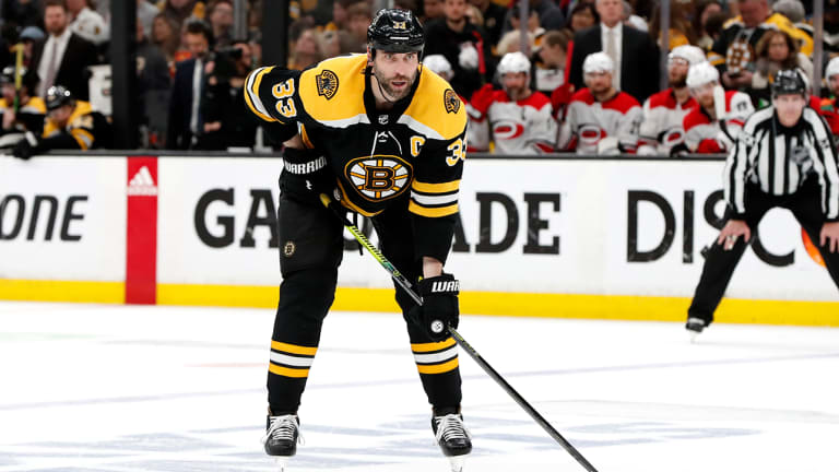Bruins Hope to Have a Healthy Zdeno Chara for Stanley Cup Final