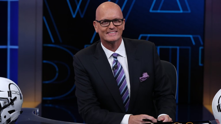 Scott Van Pelt : 'Let's Be Adults About Sports Gambling' | SI Media Podcast