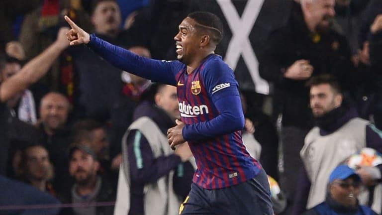 El precio en el que el FC Barcelona ha tasado a Malcom