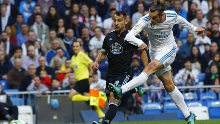 Real Madrid-Celta | Alineaciones confirmadas