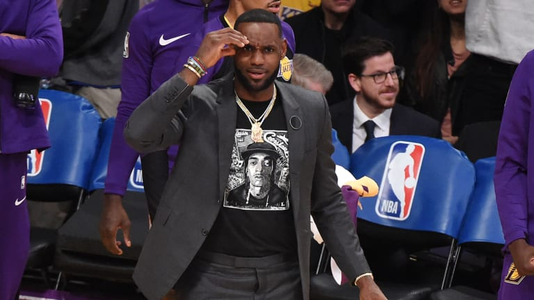 Traina Thoughts: LeBron James Just Had His Most Memorable Night of the Season