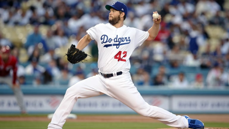 The Dark, Existential Reality of Pitching Is Here For Clayton Kershaw. And He's Still Effective