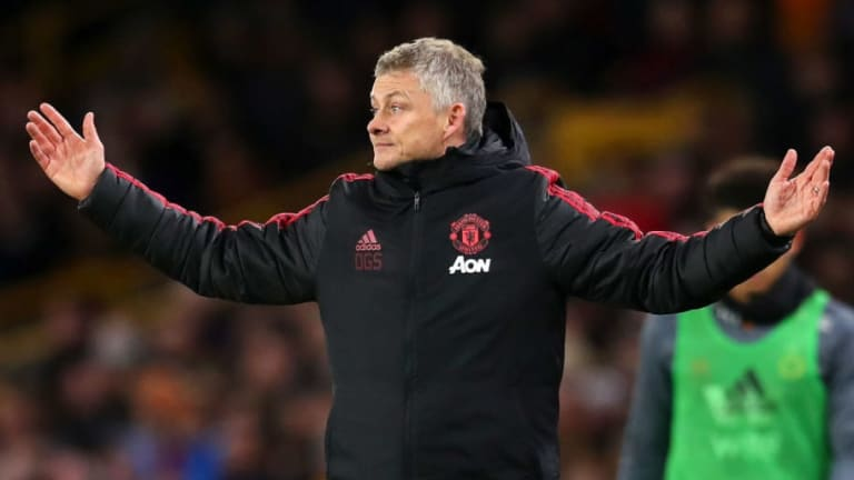 Ole Gunnar Solskjaer Slams Man Utd's 'Worst Performance' of His Reign After Wolves Defeat