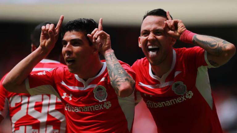 El Toluca se convierte en el primer equipo en llegar a los 1500 goles en torneos cortos
