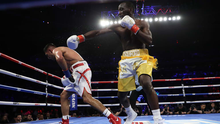 Amir Khan's Loss to Terence Crawford Isn't Stunning—It's How it Happened