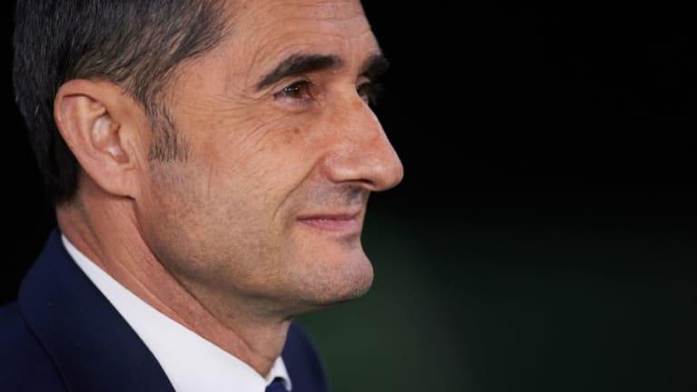 """Valverde: """"Motivación absoluta. Es el partido que todos quieren jugar"""""""