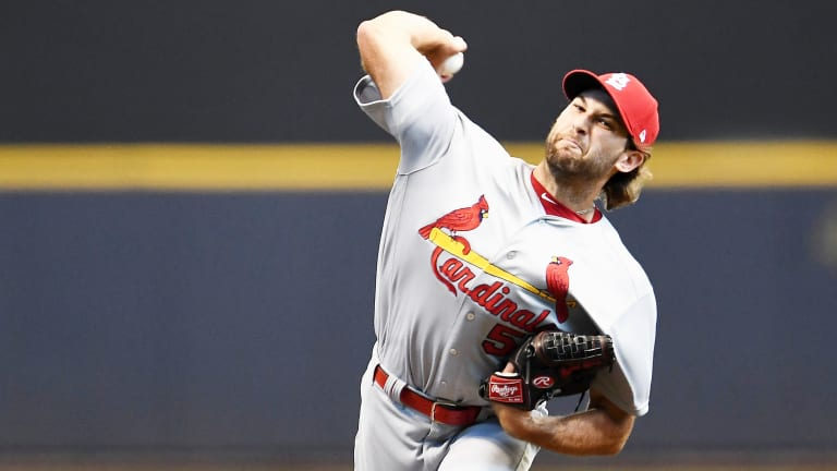 Where Baseball's Walked Before: Michael Wacha Made History Monday (Well, Almost)