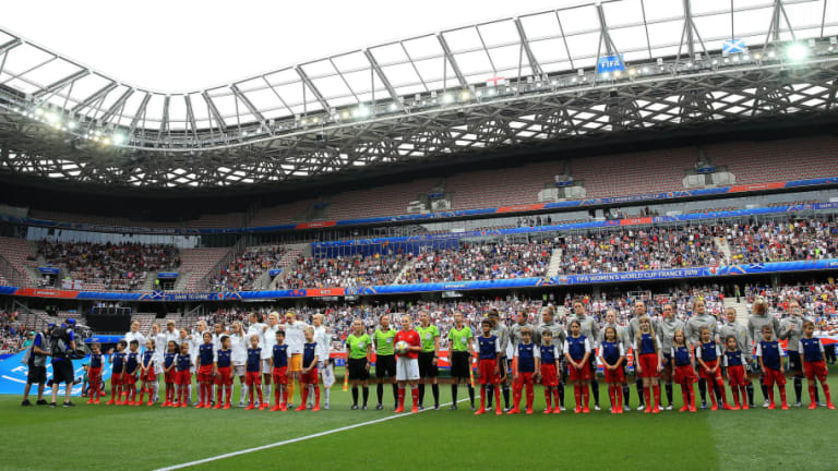 2019 Women's World Cup: England vs Scotland Attracts Record TV Audience as 6.1m Viewers Tune in