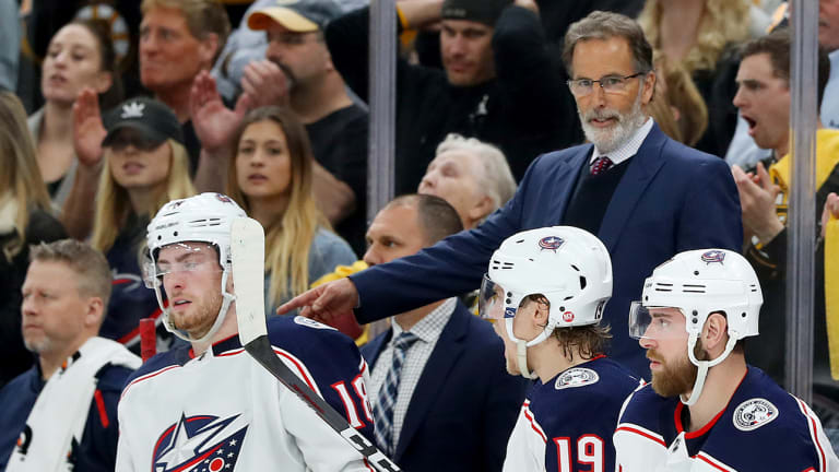 John Tortorella Says Blue Jackets Will be Back in Boston for Game 7