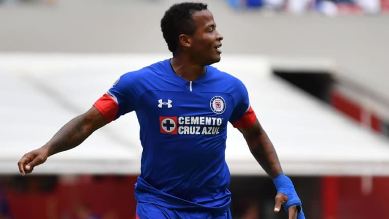 Andrés Rentería está cada vez más cerca de volver a Cruz Azul
