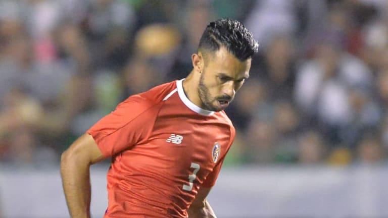 Giancarlo González podría regresar próximamente a la MLS con el LA Galaxy