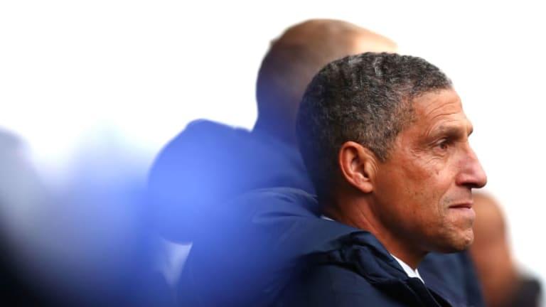 Brighton vs Southampton: Chris Hughton's Best Available Lineup