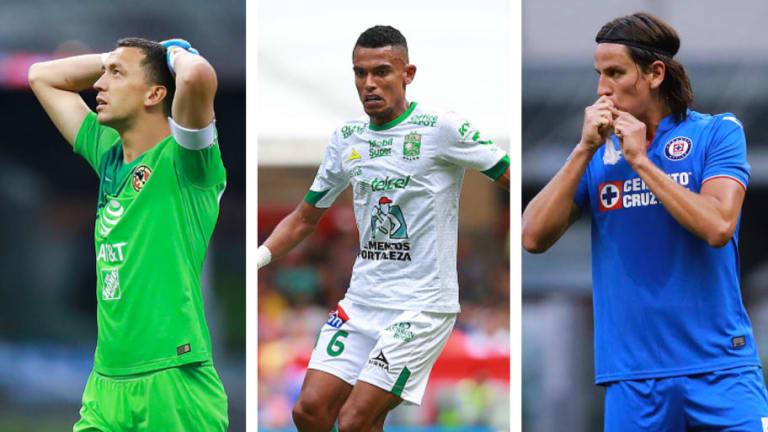Los futbolistas de la Liga MX que viajaron con su selección en la fecha FIFA y no jugaron