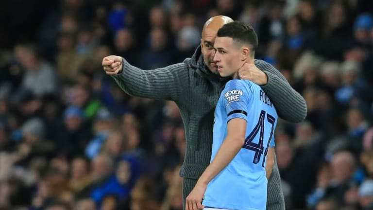 Phil Foden to Reject Offers From Germany Despite Game-Time Frustrations Under Pep Guardiola