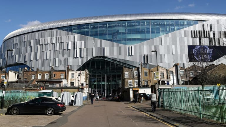 Tottenham Host First Event at New Stadium Ahead of April Move