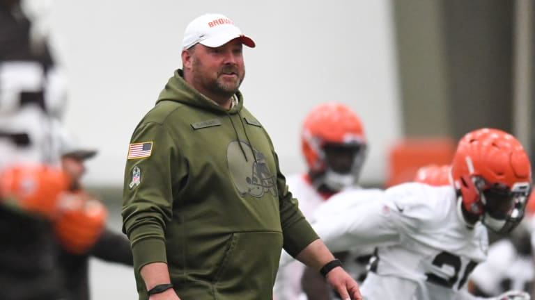 Scuffle at Browns Training Camp Leads to Team Running Sprints As Punishment