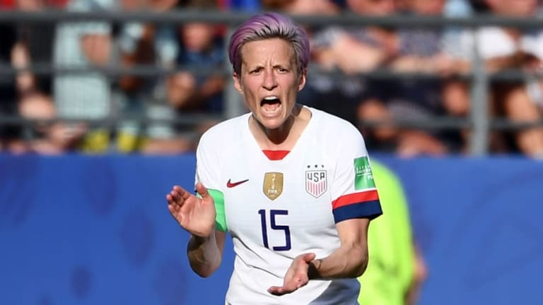 USWNT Captain Megan Rapinoe Defends White House Comments Ahead of Huge France Clash