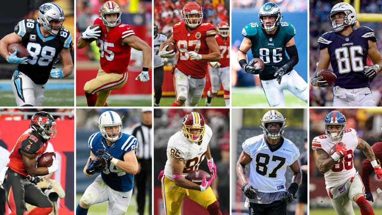 The NFL's Top 10 Tight Ends for 2019 | The MMQB NFL Podcast