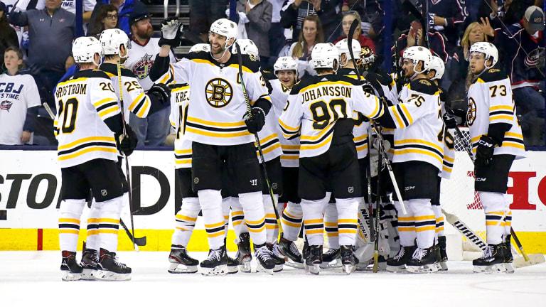 Tuukka Rask, Bruins Blank Blue Jackets to Advance to Eastern Conference Final