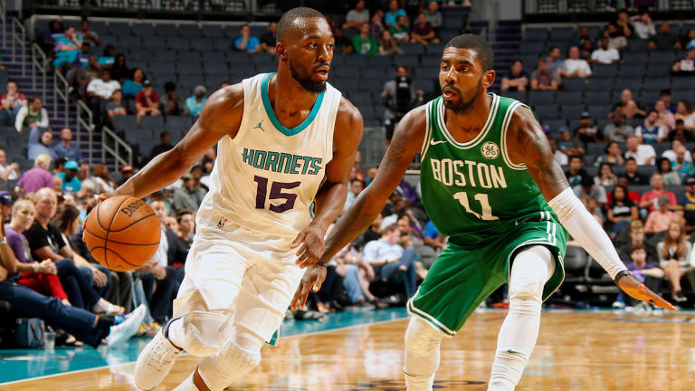 Kemba Walker Isn't Kyrie Irving, and Maybe That's a Good Thing for the Celtics