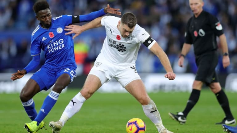 Burnley vs Leicester City Preview: Where to Watch, Live Stream, Kick Off & Team News