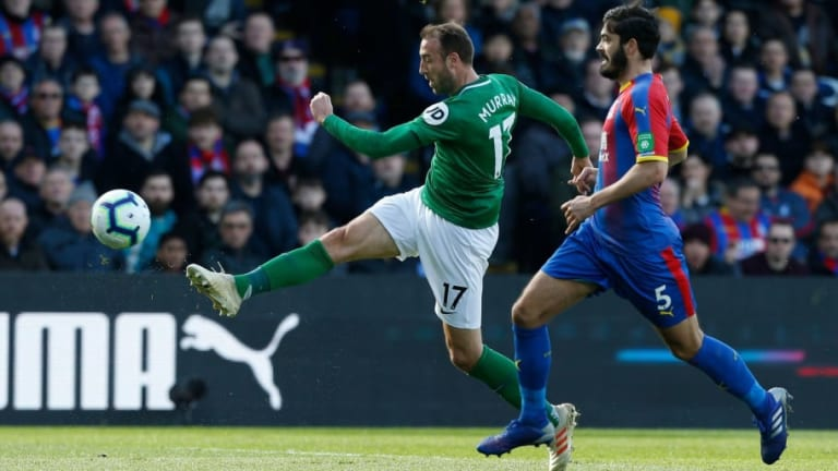 Crystal Palace 1-2 Brighton: Report, Ratings & Reaction as Clinical Seagulls Punish Palace
