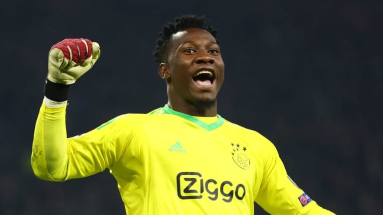 West Ham Target Summer Move for Ajax's André Onana as European Giants Wait in the Wings