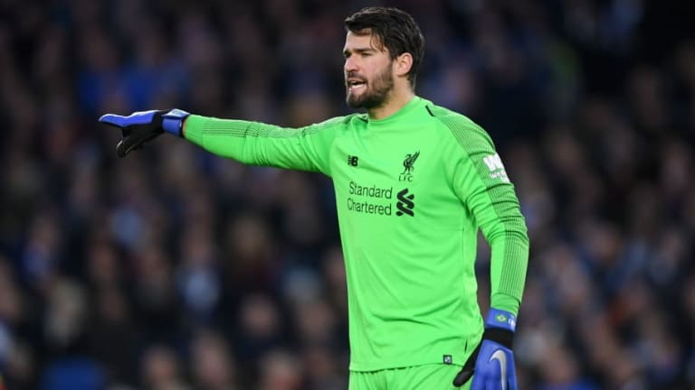 Alisson Becker Plays Down Comparisons With Manuel Neuer Ahead of Champions League Second Leg