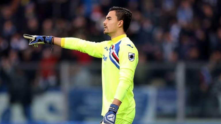 Juventus Goalkeeper Emil Audero Officially Joins Sampdoria in €20m Deal